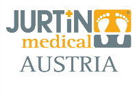 Logo Jurtin medical Systemeinlagen